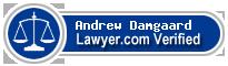 Andrew Damgaard  Lawyer Badge