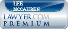 Lee Kit McCahren  Lawyer Badge