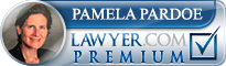 Pamela Brem Pardoe  Lawyer Badge