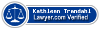 Kathleen F. Trandahl  Lawyer Badge