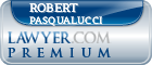 Robert D. Pasqualucci  Lawyer Badge
