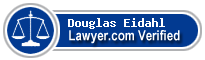 Douglas D. Eidahl  Lawyer Badge