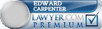 Edward C. Carpenter  Lawyer Badge