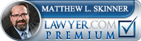 Matthew L. Skinner  Lawyer Badge