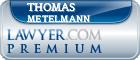 Thomas Metelmann  Lawyer Badge