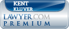 Kent Kluver  Lawyer Badge