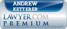 Andrew Ketterer  Lawyer Badge