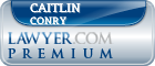 Caitlin Erin Conry  Lawyer Badge