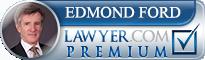 Edmond John Ford  Lawyer Badge