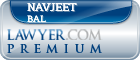 Navjeet K. Bal  Lawyer Badge