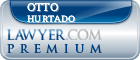 Otto S. Hurtado  Lawyer Badge