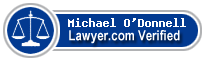 Michael P. O'Donnell  Lawyer Badge