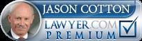 Jason M. Cotton  Lawyer Badge