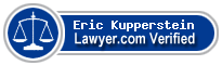 Eric S. Kupperstein  Lawyer Badge