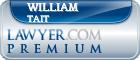 William Tait  Lawyer Badge