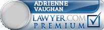 Adrienne Jeannette Vaughan  Lawyer Badge