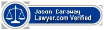 Jason Russel Caraway  Lawyer Badge