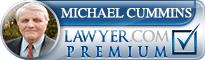 Michael J. Cummins  Lawyer Badge