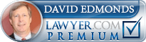 David Charlton Edmonds  Lawyer Badge