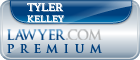 Tyler F. Kelley  Lawyer Badge