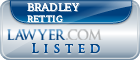 Bradley Rettig Lawyer Badge