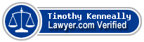Timothy G. Kenneally  Lawyer Badge