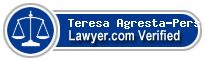 Teresa Agresta-Persico  Lawyer Badge