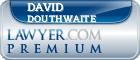 David Douthwaite  Lawyer Badge