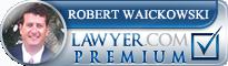 Robert Paul Waickowski  Lawyer Badge