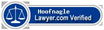 Bruce Hoofnagle  Lawyer Badge