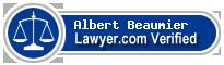 Albert J. Beaumier  Lawyer Badge