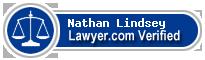Nathan Asher Lindsey  Lawyer Badge