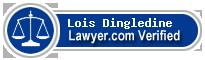 Lois Brook Dingledine  Lawyer Badge