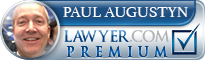 Paul Joseph Augustyn  Lawyer Badge