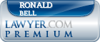 Ronald Lee Bell  Lawyer Badge