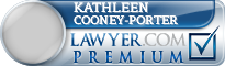 Kathleen Cooney-Porter  Lawyer Badge