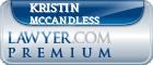 Kristin McCandless  Lawyer Badge