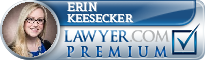 Erin M Keesecker  Lawyer Badge