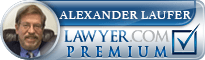Alexander Laufer  Lawyer Badge