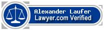 Alexander Laufer  Lawyer Badge