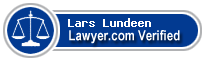 Lars A. Lundeen  Lawyer Badge
