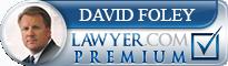 David William Foley  Lawyer Badge