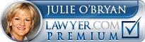Julie Ann O'Bryan  Lawyer Badge