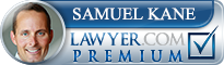 Samuel Isaiah Kane  Lawyer Badge