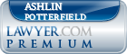 Ashlin Blanchard Potterfield  Lawyer Badge