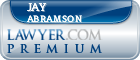 Jay C. Abramson  Lawyer Badge