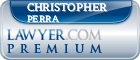Christopher M. Perra  Lawyer Badge