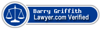 Barry E. Griffith  Lawyer Badge