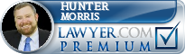 Hunter W. Morris  Lawyer Badge