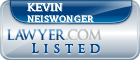 Kevin Neiswonger Lawyer Badge